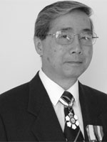 張明瑞教授 Professor Thomas Chang