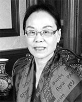 武冰女士 Ms. Bing Wu